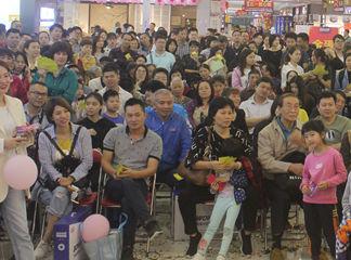 我怀疑,五一假期,江门的人都来这里了!简直太挤了!